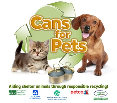 cans for pets