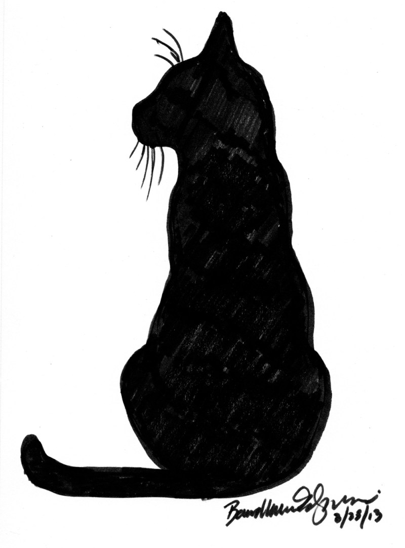 Daily Sketch Alert The Creative Cat