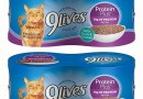 Voluntary Recall of Two Lots of 9Lives® Protein Plus® Wet, Canned Cat Food