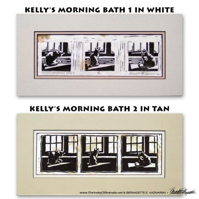 Kelly's Morning Bath new member sample.