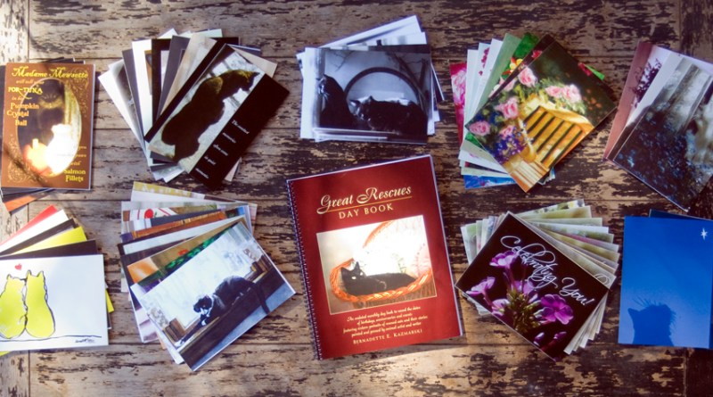 great rescues day book and animal and nature greeting cards