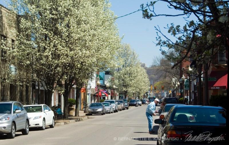 Main street carnegie pa