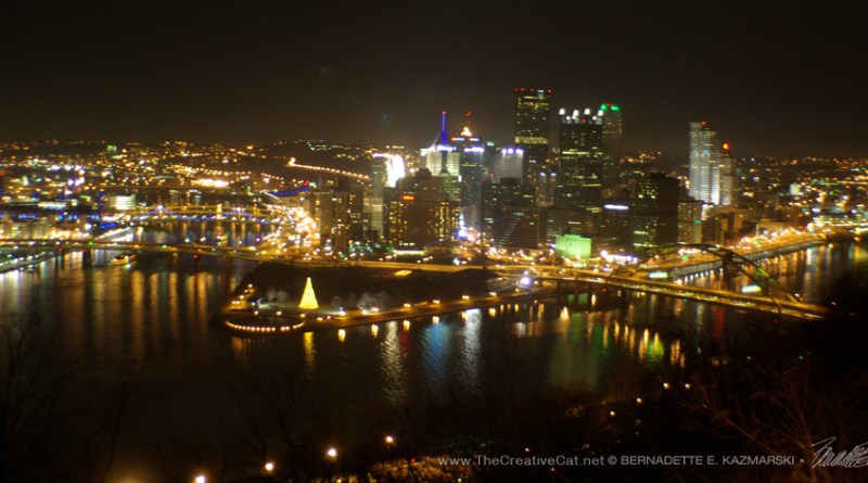 Pittsburgh at New Year