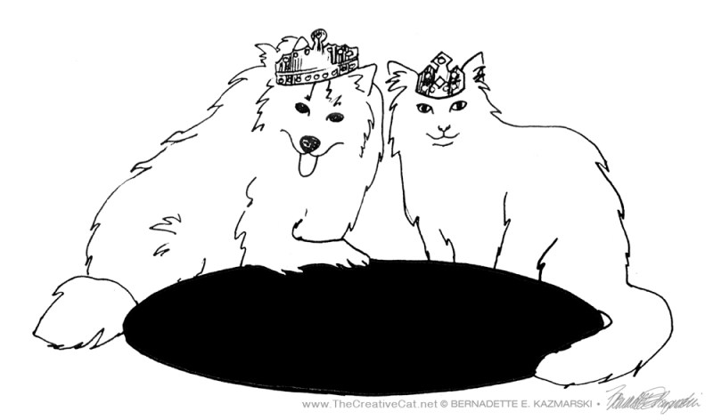The finished illustration.