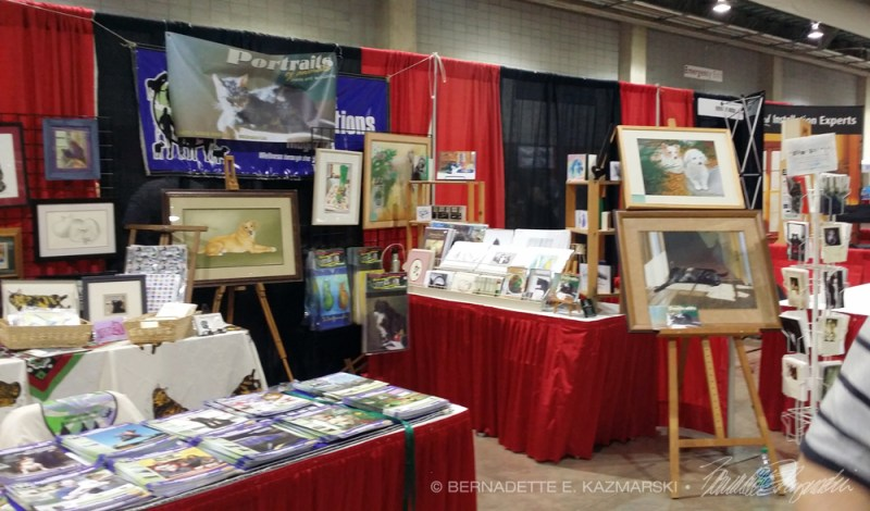 booth at expo