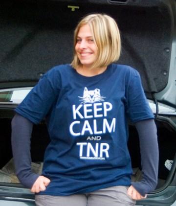 TNR tee shirt