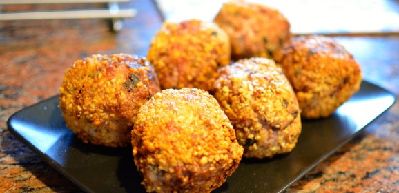 Mediterranean Scotch Eggs