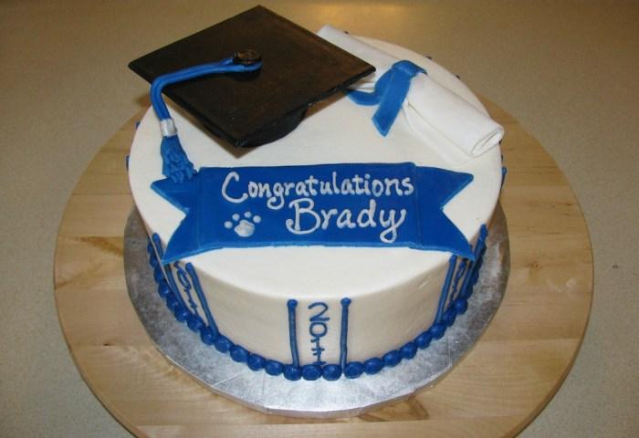 Graduation Cakes Boys Hemmensland