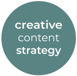 content strategy logo