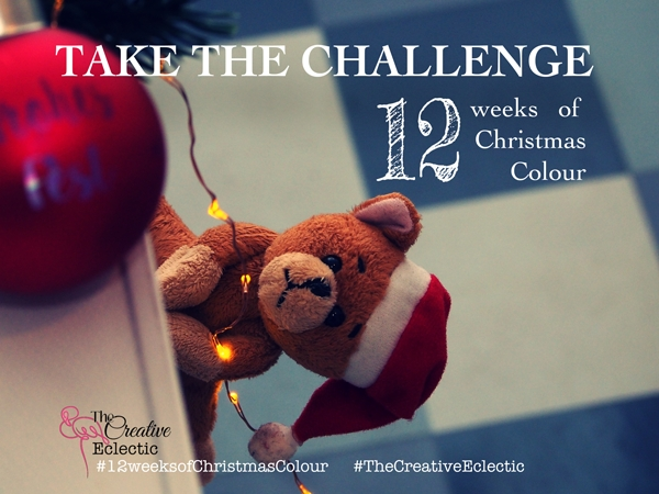 12 weeks of Christmas Colour winner announced