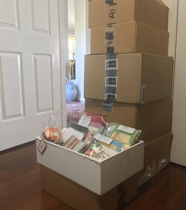 HELP! My Craft Room is overflowing