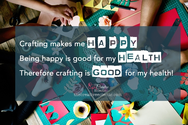 How Craft is good for our health