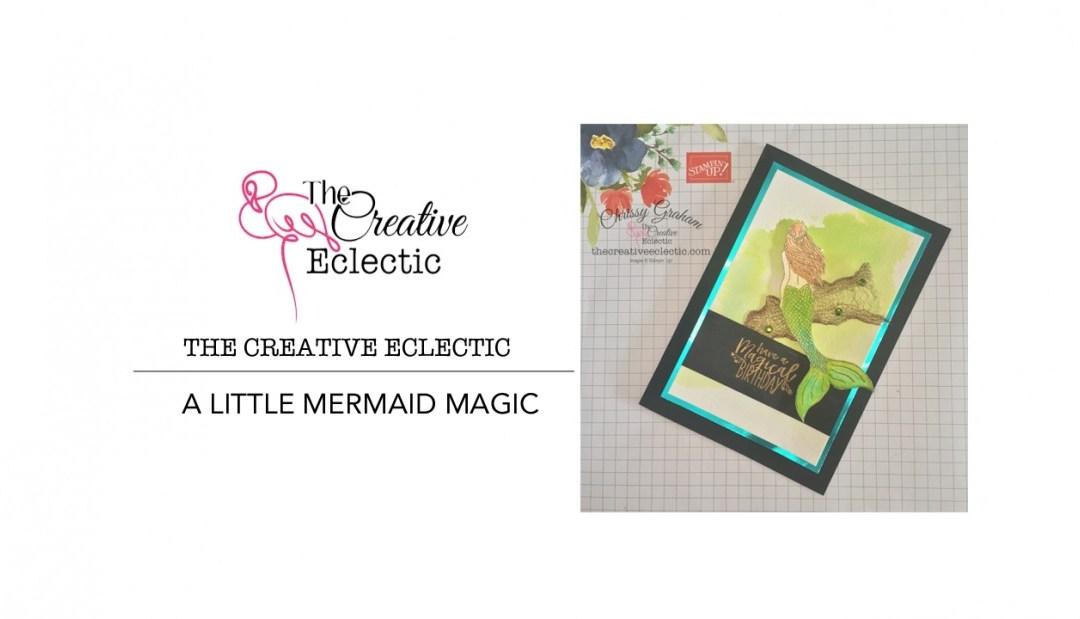 A little Mermaid magic