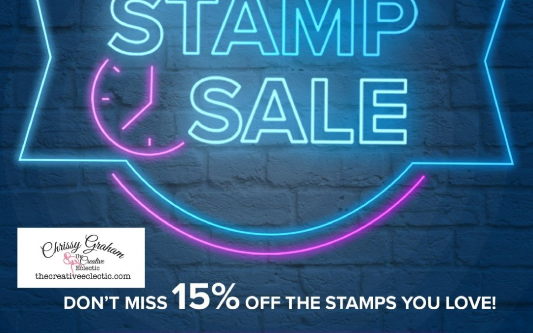 24 Hour Stampin' Up! Stamp Sale tomorrow!