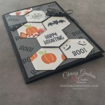 Happy Haunting - Create a super cute Halloween Card with Stampin