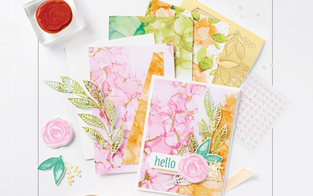 Stampin' Up!'s new Annual Catalogue is here!