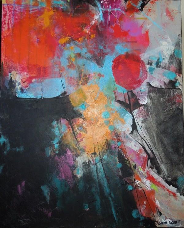 Abstract Art Creative Epiphany
