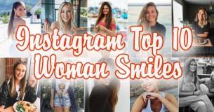 InstagramTop 10 Women Smiles