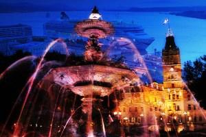 Quebec City Photo Montage 02