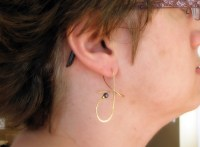 Harry Mason spiral earrings are my favorite pieces of jewelry