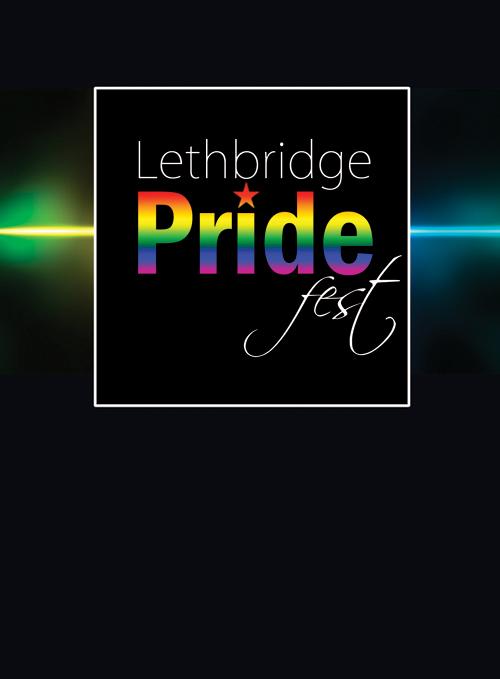 Lethbride Pride ID Badge