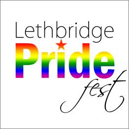 Logo - Lethbridge Pride Colour