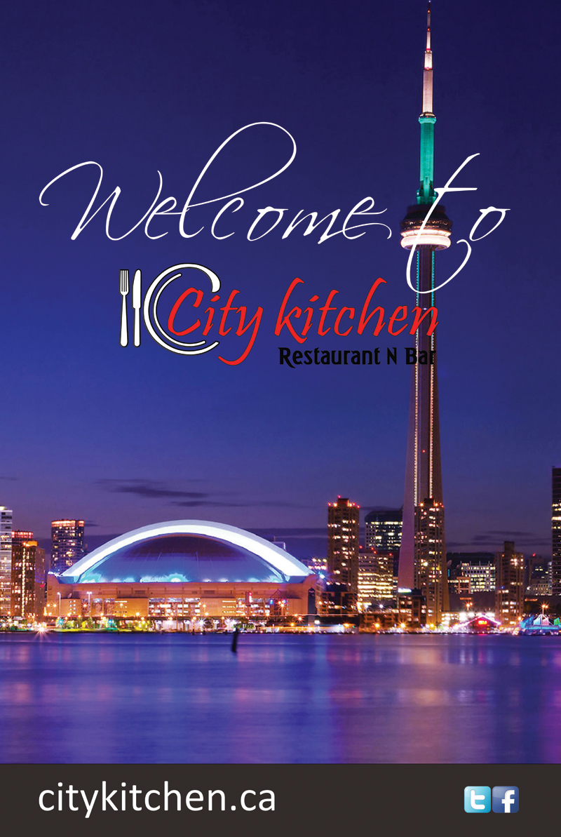 City Kitchen - Welcome Poster (1 of 2)