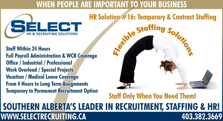 Select Staffing Solutions