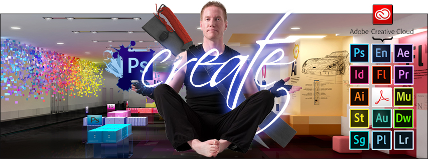 The Creative Ninja's Facebook  Cover Pic