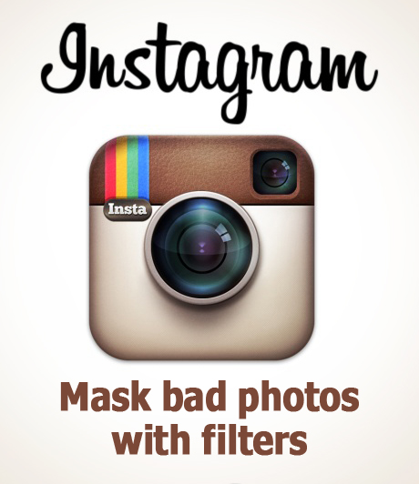 Honest Advertising Slogans - Instagram