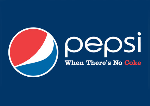 Honest Advertising Slogans - Pepsi