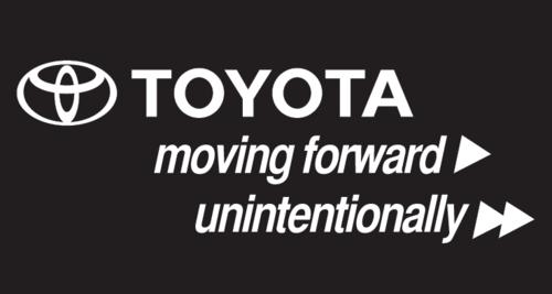 Honest Advertising Slogans - Toyota