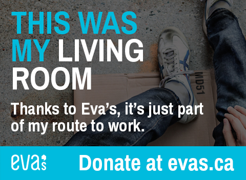 Eva's Generic Living Room Ad - Cieslok Media - Spadina & Dundas