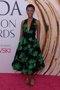 NEW YORK, NY - JUNE 06: Actress Samira Wiley attends the 2016 CFDA Fashion Awards at the Hammerstein Ballroom on June 6, 2016 in New York City. (Photo by Clint Spaulding/Patrick McMullan via Getty Images)