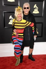 betsey-johnson-and-john-cale-grammy-awards-2017
