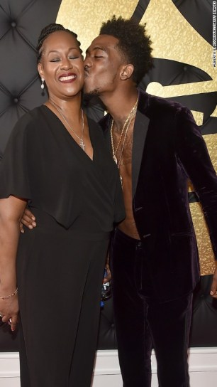 desiigner-and-his-mother-grammy-awards-2017