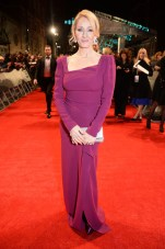 Mandatory Credit: Photo by Richard Young/REX/Shutterstock (8343326br) JK Rowling EE BAFTA British Academy Film Awards, Arrivals, Royal Albert Hall, London, UK - 12 Feb 2017