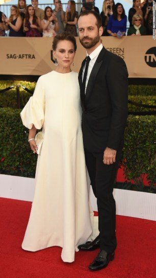 natalie-portman-and-benjamin-millepied-sag-awards2017