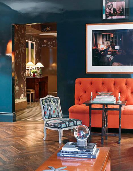 decorations events home improvment color orange tangrine Ladies Era (4)