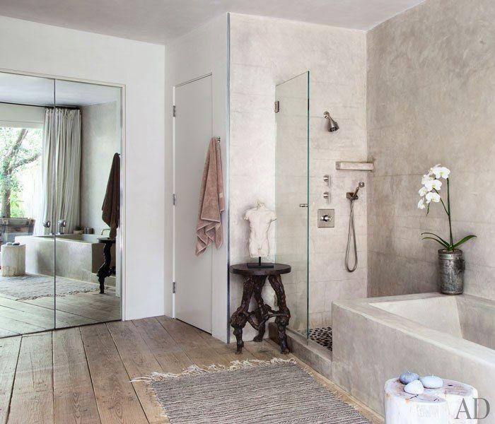 Patrick Dempsey's Bathroom