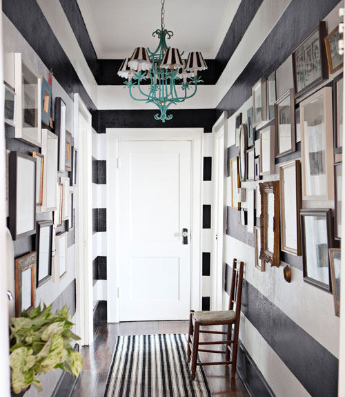 Great-Decoration-design-ideas-interior-decoration-styles-inspiration-apartment-room-home-designs-modern-Traditional-Black-and-White-Hallway