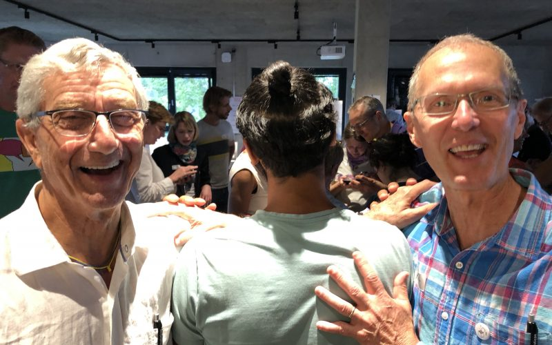 Henri, Keith en Ruben - Troika Consulting