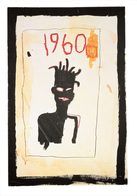 4. Jean-Michel Basquiat, Untitled (1960), 1983, Courtesy Estate of Jean-Michel Basquiat Estate. Licenced by Artestar, NY.jpg