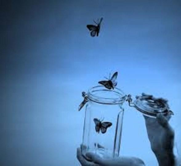 Let Go   The Creator via Jennifer Farley - Voyages of Light