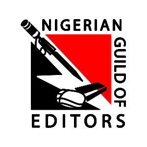 Nigerian Guild of Editors logo