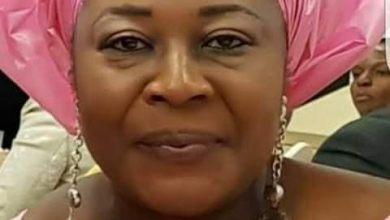 Late Mrs. Helen Eniola Bello