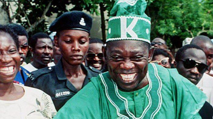 M.K.O. Abiola(Photo-The Guardian)