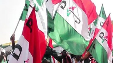PDP flag