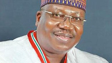 Senator Ahmed Ibrahim Lawan