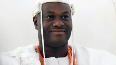 The Ooni of Ife, Oba Adeyeye Ogunwusi